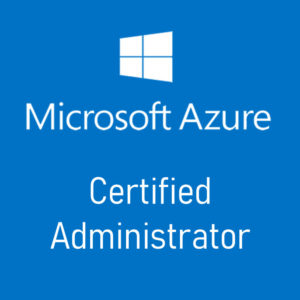 Certified-Azure-Administrator
