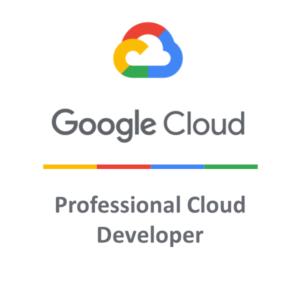 Google Professional Cloud Developer