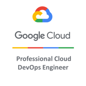 Google Cloud Professional DevOps Engineer