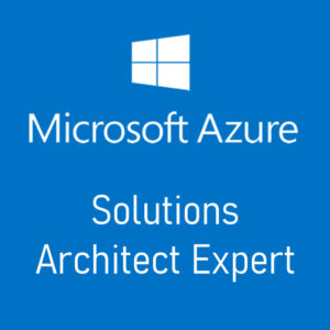 Certified Azure Solutions Architect Expert